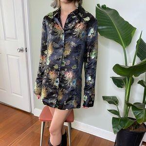 Silkland Embroidered Blazer